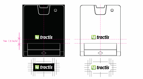 Tractis Smart card readers - Black & White (small)