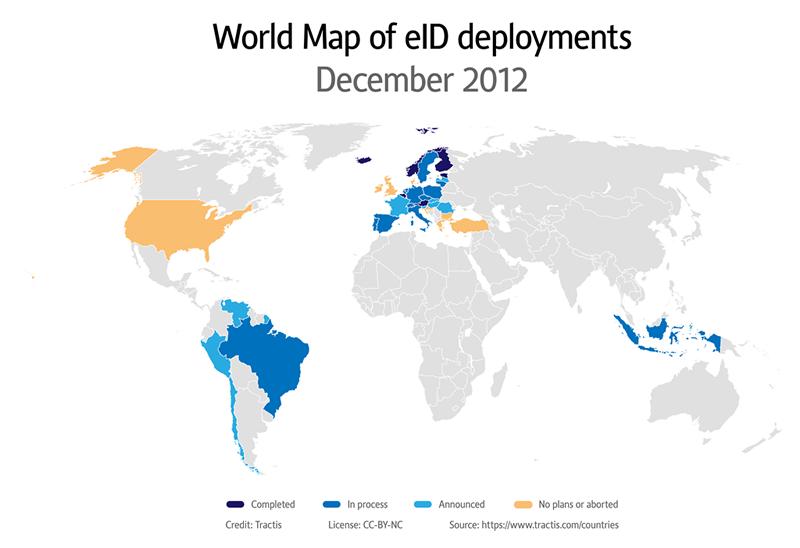 eID Map